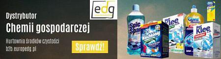 Artykuły chemiczne - hurtownia EDG