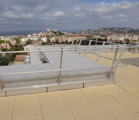 balustrady dachowe